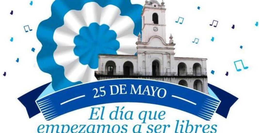FESTEJO DEL 25 DE MAYO DE 1810