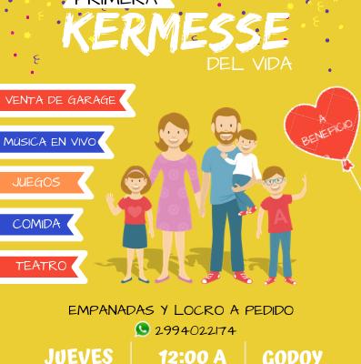 Primera Kermesse del Vida